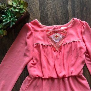 [GB Girls] pink dress.
